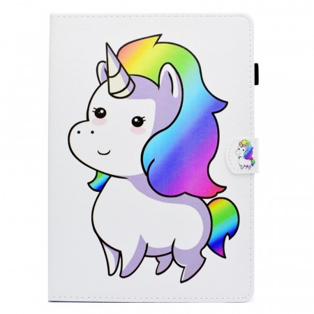 Deksel til iPad 9.7 (2017/2018)/iPad air2  - unicorn