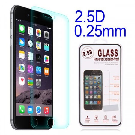 Herdet glass skjermbeskytter for iPhone 6 Plus / 6S Plus