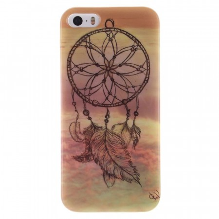 TPU Deksel iPhone 5S/5/SE - Dream Catcher