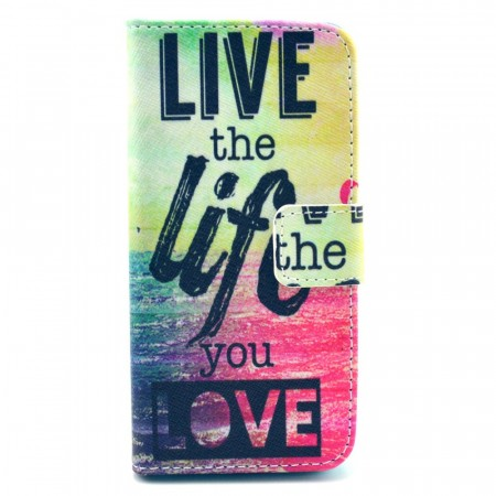 Deksel til iPhone 5S/5/SE - Live the Life You Love