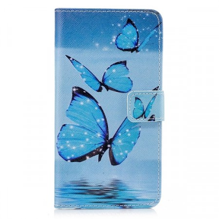 Deksel for Huawei P10 Lite - Butterfly