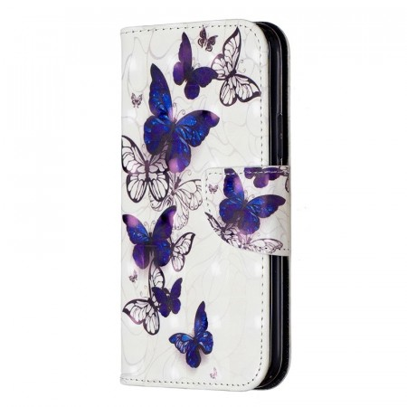 Deksel for iPhone 11 Pro - Butterfly