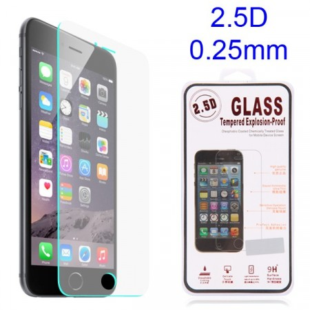 Herdet glass skjermbeskytter for iPhone 6 / 6S