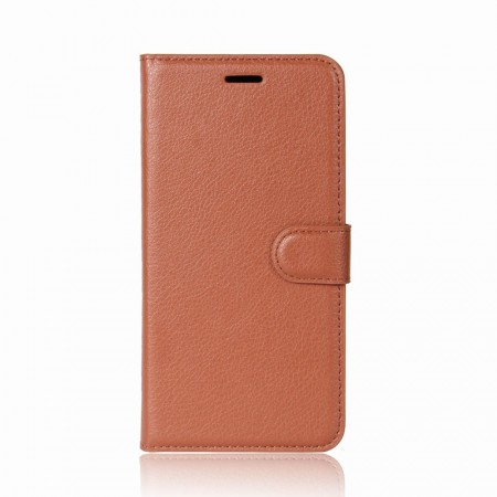 Lommebok deksel for iPhone 7/8/SE (2020) brun