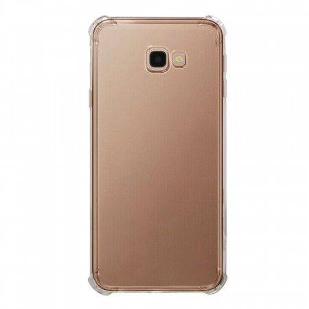 TPU Anti-Scratch Deksel for Galaxy J4 plus (2018) Gjennomsiktig