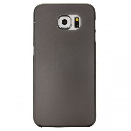 TPU Deksel for Galaxy S6 svart