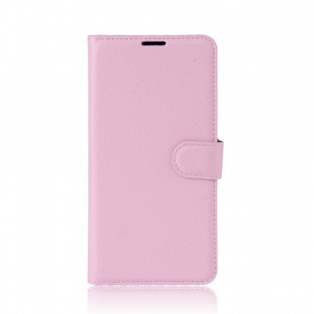 Deksel for Galaxy A6 plus (2018) lys rosa