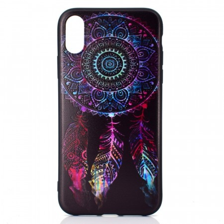 TPU Deksel for iPhone XS Max - Dream Catcher