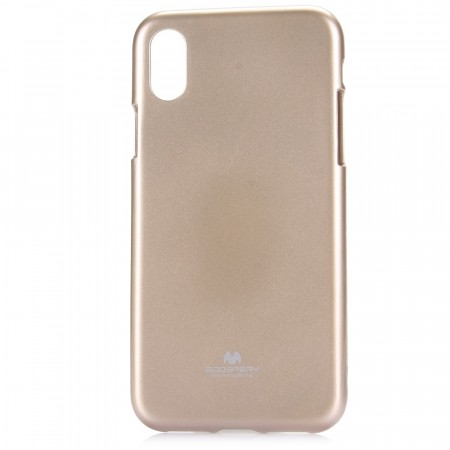 Mercury Goospery TPU Deksel for iPhone X/XS gull