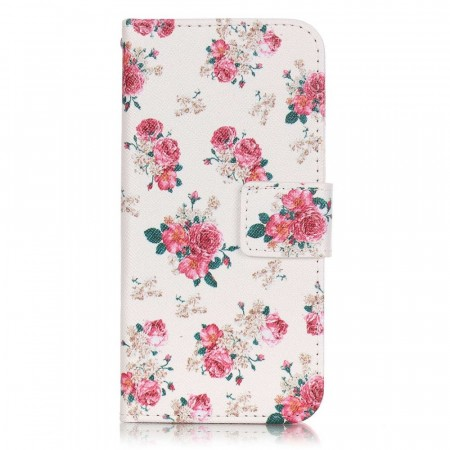 Deksel for iPhone 7/8 - Blomster