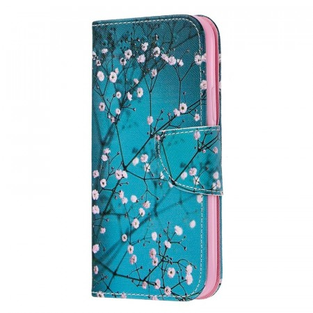Deksel for iPhone 11 Pro - Rosa blomster