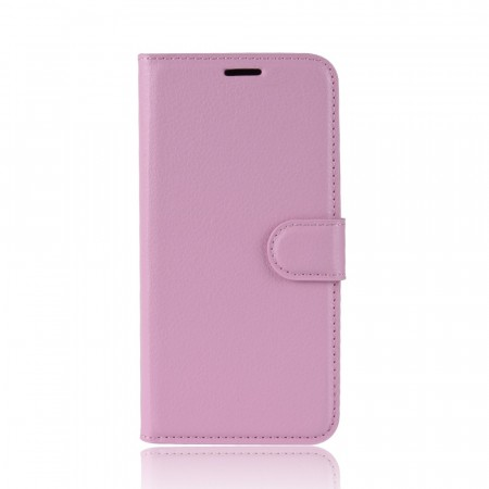Lommebok deksel for Samsung Galaxy S8 Plus lys rosa