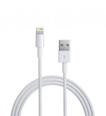 Apple Lightning / USB-kabel Hvit - 1m