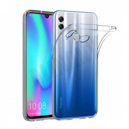Lux TPU Deksel for P Smart (2019)/Honor 10 Lite Gjennomsiktig