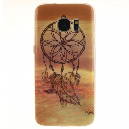 TPU Deksel Samsung Galaxy S7 - Dream Catcher