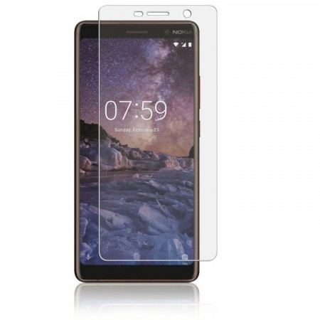 Panzer Full Fit Nokia 7 Plus, Klar