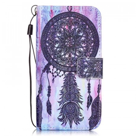 Lommebok deksel for iPhone 7/8/SE (2020) - Dreamcatcher