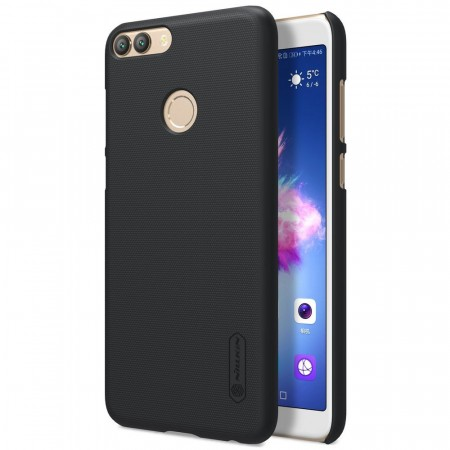 Nillkin Super Frosted Shield Deksel Huawei P Smart (2018) svart