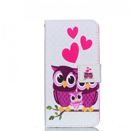 Deksel til iPhone XR - Lovely Owl