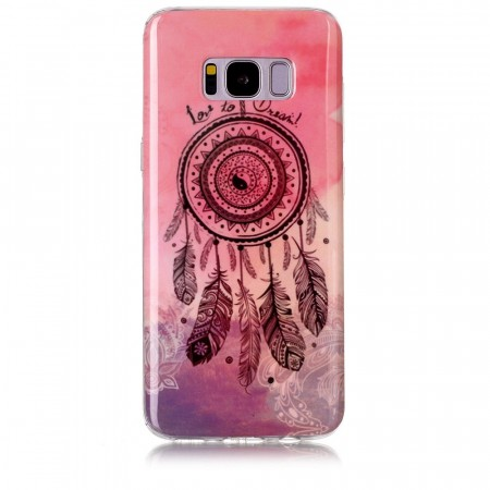 TPU Deksel Samsung Galaxy S8 - Dream Catcher
