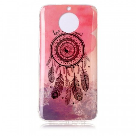 TPU Deksel Motorola Moto G6 - Dream Catcher
