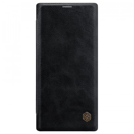 Nillkin flip deksel for Samsung Galaxy Note10+ Plus svart