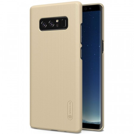 Nillkin Super Frosted Shield Deksel Galaxy Note 8 gull