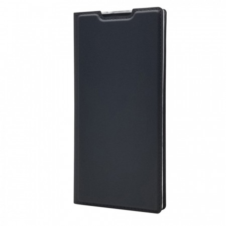 Lux Flip deksel for Galaxy Note10+ Plus svart