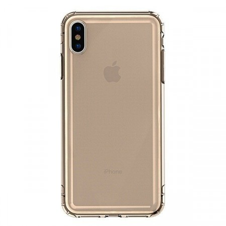 iPhone XS Max Baseus Airbag Deksel - Gold