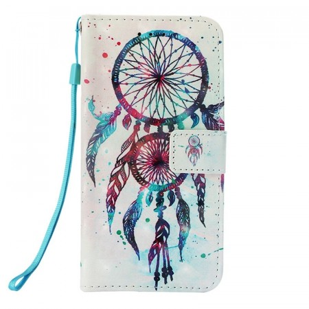 Lommebok deksel til Galaxy S10e - Dream Catcher