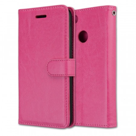Deksel for Huawei P9 Lite Mini rosa
