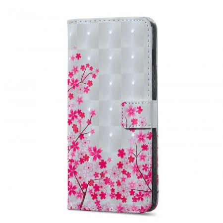 Deksel for Galaxy S10 Plus - Blomster