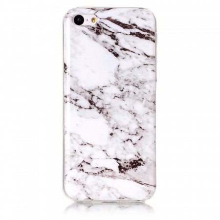 TPU Deksel iPhone 5C - Marmor