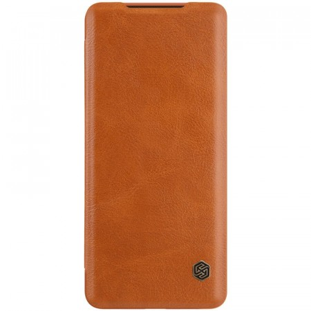 Nillkin flip deksel for Samsung Galaxy S20 Ultra brun