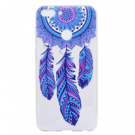 TPU Deksel for Huawei P Smart (2018) - Dream Catcher