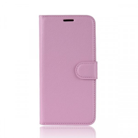 Lommebok deksel for Samsung Galaxy A10 rosa