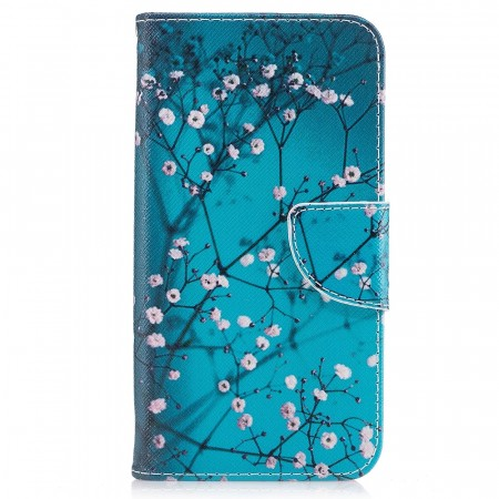Deksel for Samsung Galaxy Xcover 4/4S - Rosa blomster