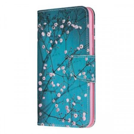 Deksel for iPhone 11 Pro Max - Rosa blomster