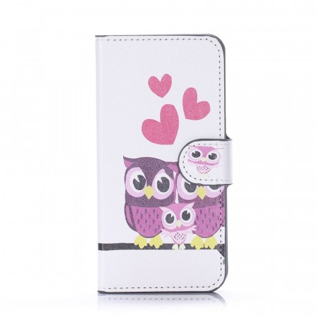Deksel for iPhone 7/8 - Love Owl