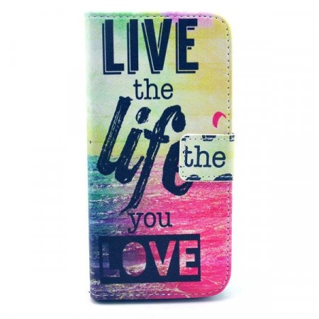 Deksel til iPhone 6/6S - Live the Life you Love