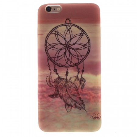 TPU Deksel iPhone 6 / 6S - Dream Catcher