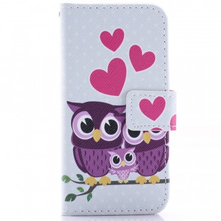 Deksel til iPhone 5S/5/SE - Lovely Owl
