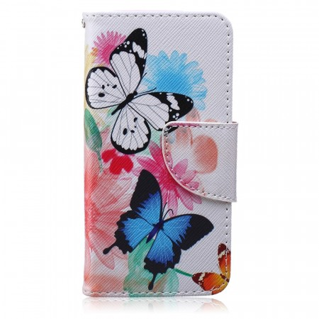 Deksel til iPhone 5S/5/SE - Butterfly