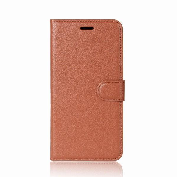 Deksel for Huawei Mate 10 Pro brun