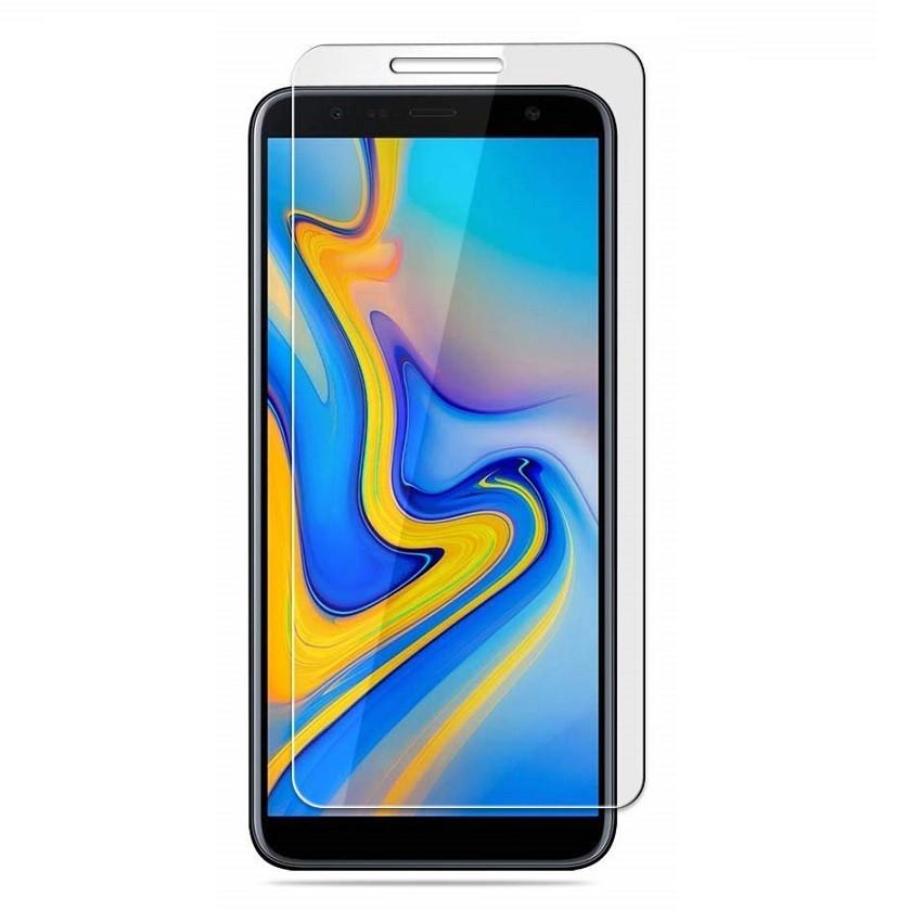 Herdet glass skjermbeskytter Galaxy J4 Plus (2018)