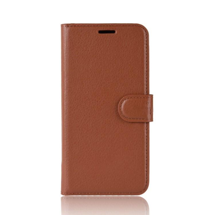Deksel for Huawei Mate 20 Lite brun