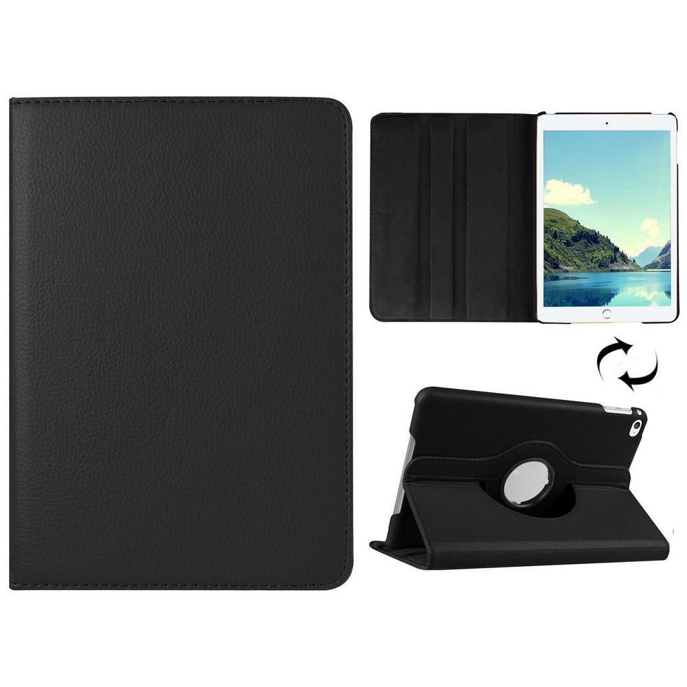 Deksel Roterende til iPad Mini 4 svart