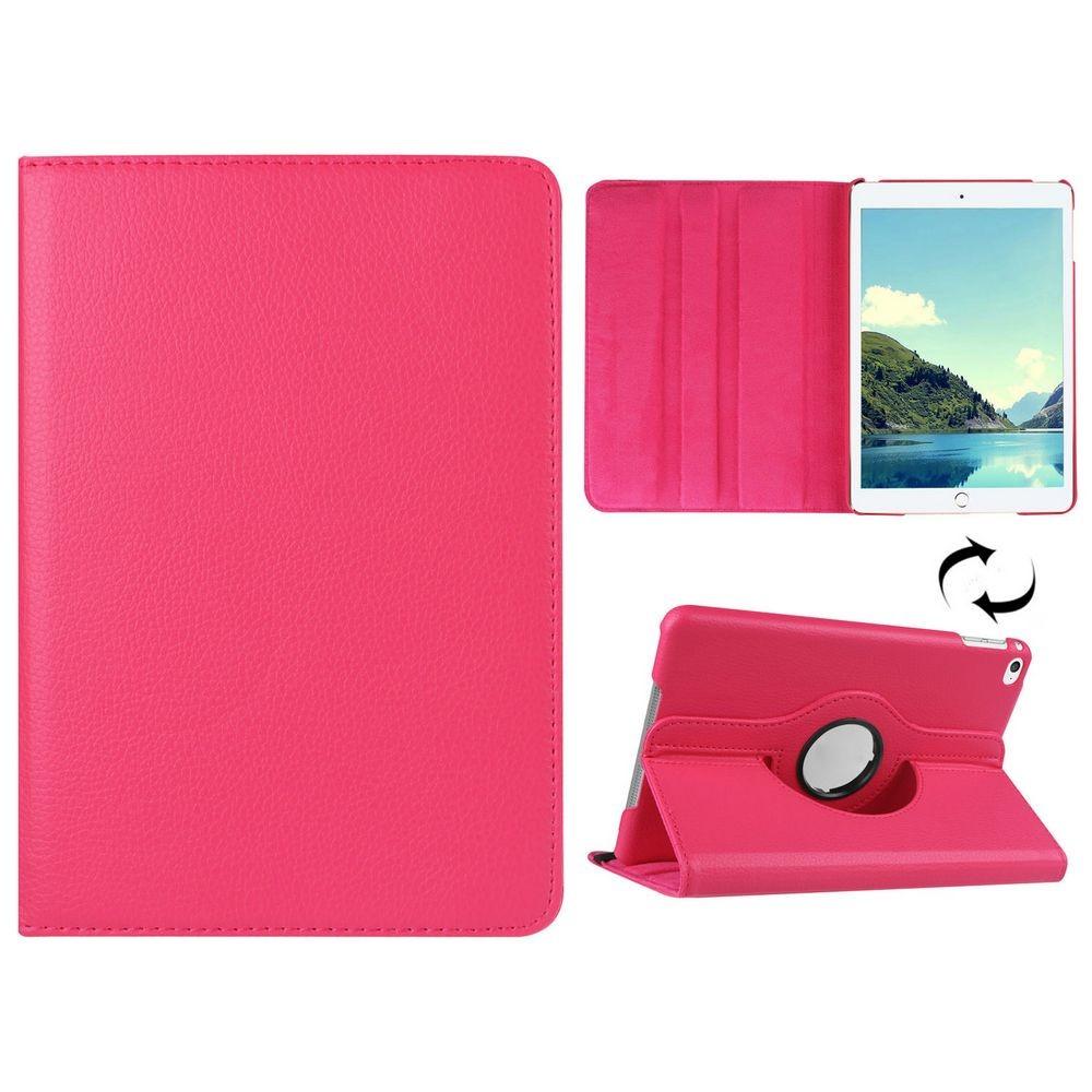 Deksel Roterende til iPad Mini 4 rosa