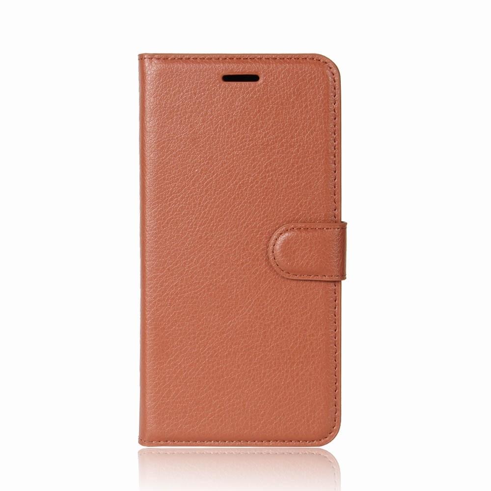 Deksel for Huawei P Smart brun