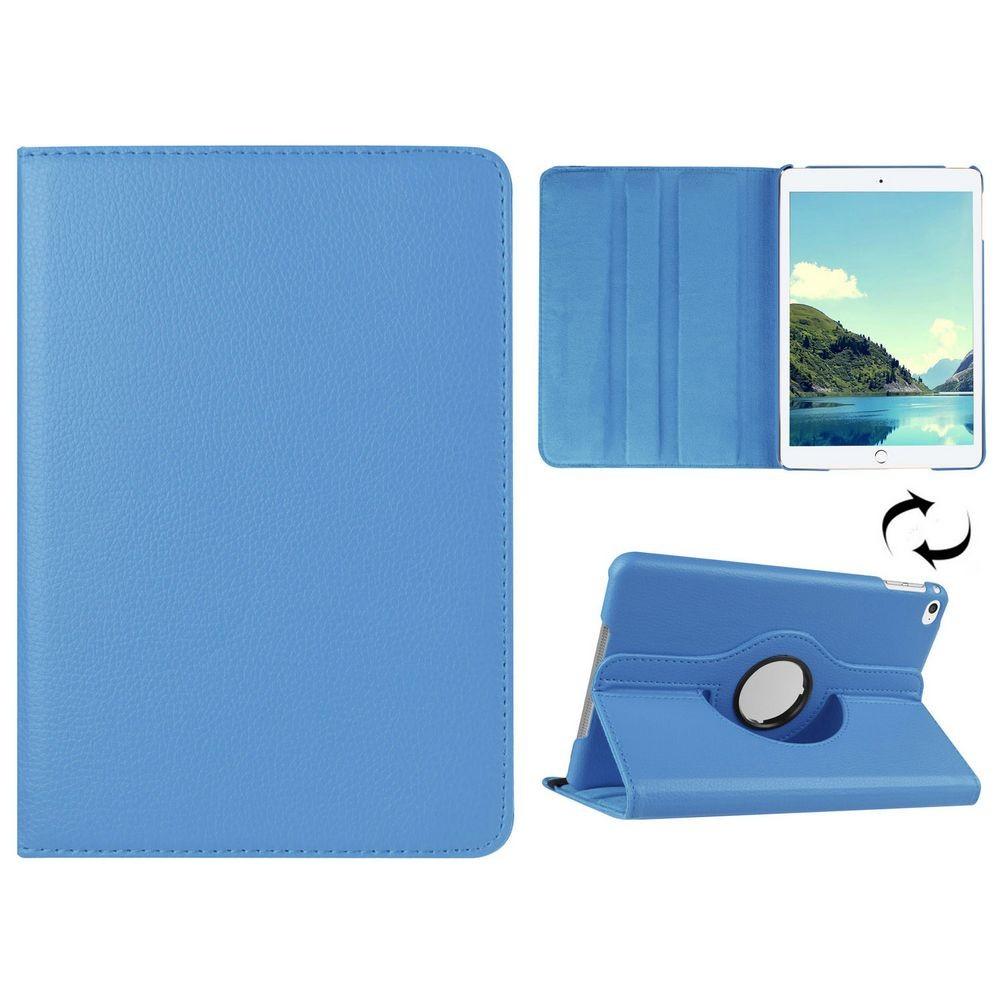 Deksel Roterende til iPad Mini 4 blå